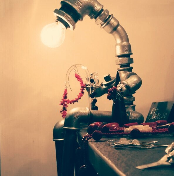 Lampada Robotica